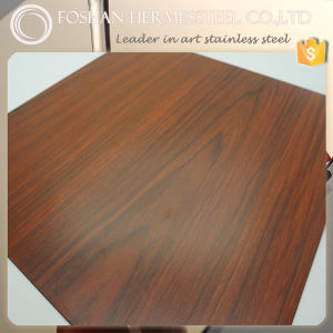 304 201 Hot Sale Art PVC Color Stainless Steel Laminate Sheet Distributors pictures & photos