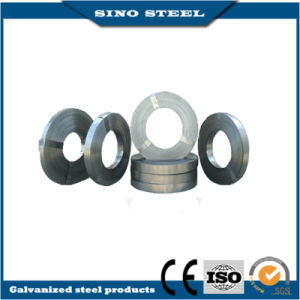 20-50mm Width Hot Dipped Galvanized Steel Strip pictures & photos