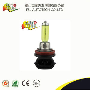 H8 35W 100W Halogen Gold Bulb for Car Headlamp Light (H8 PGJ19-1 55W) pictures & photos