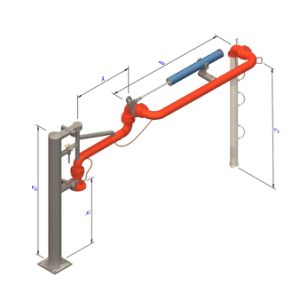 Truck Top Loading Arm