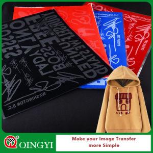 f002d19e China Qingyi Cold Peel Flock Heat Transfer for T Shirt - China ...