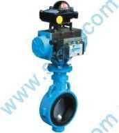 Wafer Soft Seal Butterfly Valve (4)