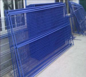 8FT X 10FT Welded Wire Mesh with Frame pictures & photos
