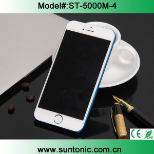 online retailer 7477d fc33e 5000mAh Portable Power Bank, for iPhone6 Shape Power Bank