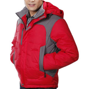 Fashion Down Parka for Men (A220)
