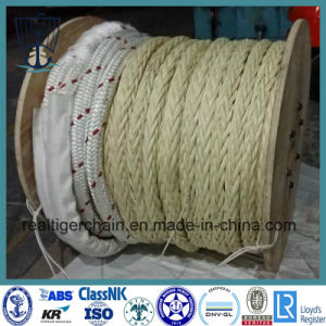 12 Strands UHMWPE Rope for Mooring and Ships pictures & photos