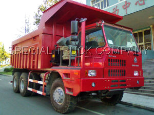 HOWO Mining Large Dumper Truck 50t (ZZ5507VDNB34400 / ZZ5504N3640AJ) pictures & photos