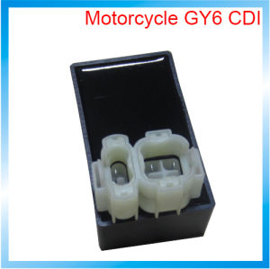 Gy6 Parts Scooter Parts CB125 Motorcycle Electric Parts Motorcycle AC Cdi  Units Vl125 Cdi