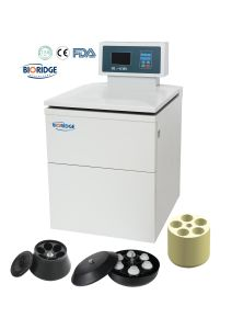 High Capacity Refrigerated Centrifuge (DL-6MS/DL-6M)