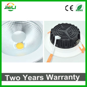 Hot Sale 12W COB LED Recessed Downlight pictures & photos