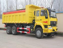Snow Sweeper Truck 4X2, 25tons