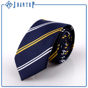 Latest Design Handsome Polyester Stock Necktie
