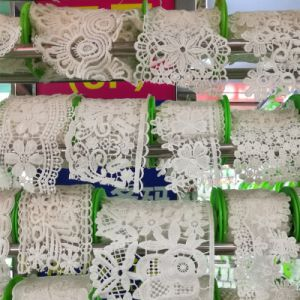 High Quality Factory Cheap Price Embroidery Lace Wholesale pictures & photos