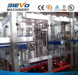 5000bph Bottled Mineral Water Filling Machine pictures & photos