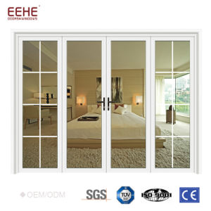 White Color Aluminium Doors And Windows Designs