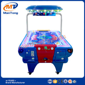 New Design Superior Air Hockey Table with Colourfull Design pictures & photos