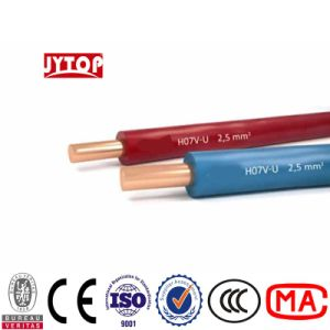 Single Core PVC Insulated Cable pictures & photos