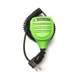 New Green Speaker Mic Microphone for Motorola Cp160 Ep450 Gp300 Gp68 Gp88 Gp88s Cp88 Cp040 Cp100 Cp125 Cp140 Radio Walkie Talkie Pmmn4013A