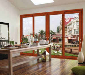 Security Aluminium Doors and Windows Designs Made in China