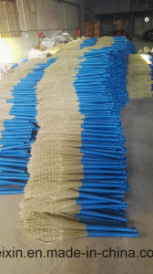 Hot Sale Plastic Stick Broom, Cleaning No Dust Broom pictures & photos