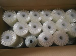 Food Grade Nylon Roller with Soft Bristles pictures & photos