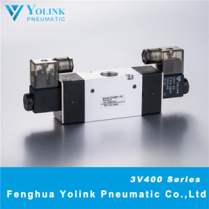 3V420 Series Pilot Operated Solenoid Valve pictures & photos