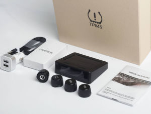 Tyre Pressure Monitor System Solar External Sensors TPMS Tw403 pictures & photos