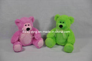 Plush Sitting Teddy Bear with Sweater pictures & photos