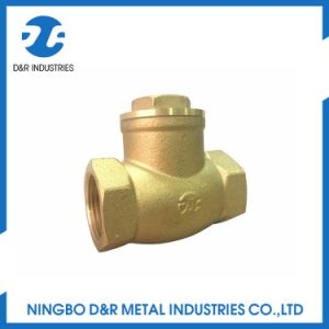 Brass Swing Check Valve for Indonesia Market pictures & photos