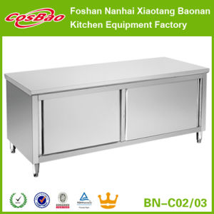 Factory Producing Kitchen And Catering Equipment Stainless Steel - Restaurant equipment stainless steel table