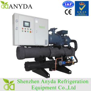 Screw Type Water Chiller with Hanbell Compressor