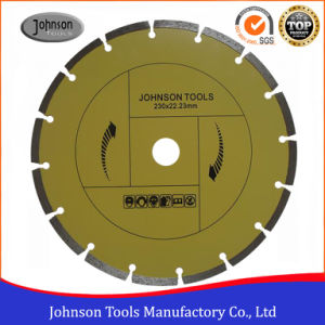230mm General Purpose Sintered Segment Saw Blade for Stone pictures & photos