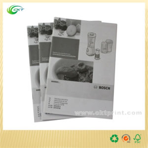 Chinese Offset Printing Catalog/Brochure/Magazine Printing (CKT- BK-312)