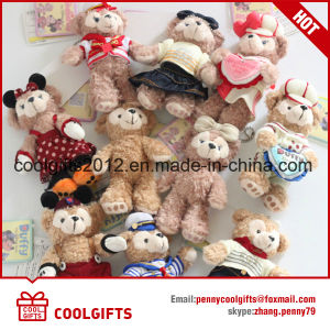 Wholesale Stuffed Teddy Bear Soft Plush Keychain Toys Gifts for Lovers pictures & photos