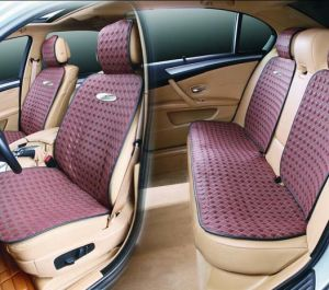 Leather Car Seat Cushion Simple Style Ecology