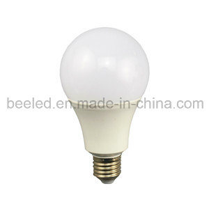 LED Corn Light E27 12W Warm White Silver Color Body LED Bulb Lamp