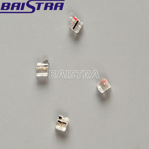 China 5*5 Slot 022 Hooks 3 Orthodontic Mbt Bracket pictures & photos