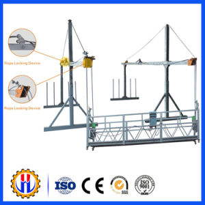 Zlp Construction Electric Rope Suspended Platform