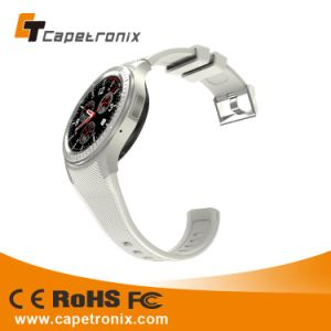 2016 Hot Selling Product of Fashion Smartwatch Ce RoHS Digital Silicon bluetooth Smart Watch