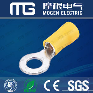 Chinese Manufacture Insulated Ring Crimp Terminals with Ce RoHS pictures & photos