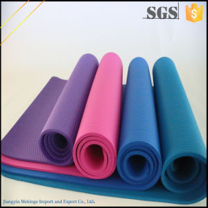 High Density Non-Metal Elements Custom Rubber Gym Yoga Mat