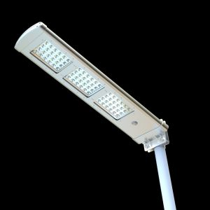 10W-50W Solar LED Street Light with Best Price Courtyard and Road Lamp