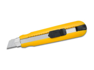 18mm Cutter with Sharp Blade