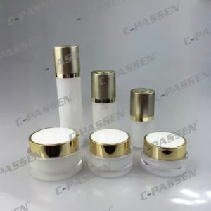 Luxury Cosmtic Packaging Acrylic Cream Jar Lotion Bottle (PPC-CPS-076) pictures & photos