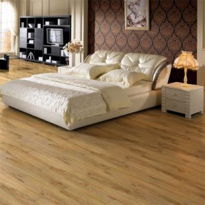 12mm AC3 Pressed Beveled Edge Lamate Flooring pictures & photos