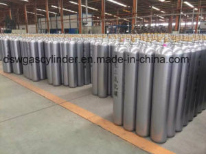 40litre DOT-3AA Seamless Steel Gas Cylinder with Valve, High Quality DOT Cylinders pictures & photos