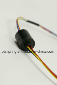 Reliable Capsule Slip Ring for Rotating Equipments pictures & photos