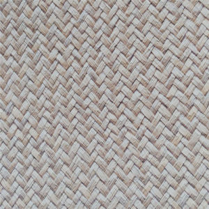 Faux Cork PU Leather Woven Grain for High Heel Shoes Bags Hx-S1737 pictures & photos