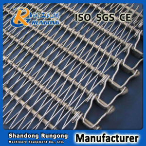 Flexible Rod Spiral Coolers Belt for Bread Cooling Industry  pictures & photos