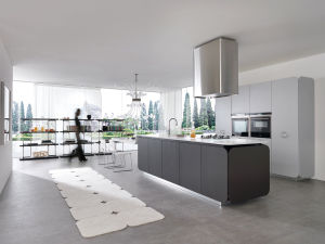 Guangzhou Manufacture European Style Kitchen Furniture pictures & photos